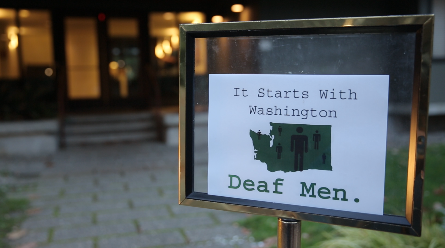 WA Deaf Men